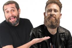 «Bárbaros», Carlos Sánchez y Juan Pablo Lónez, a puro humor