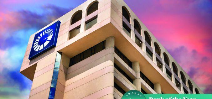 Banco Popular Dominicano seleccionado Banco del Año 2019 en RD por la revista financiera LatinFinance; es la séptima vez que logra tal reconocimiento
