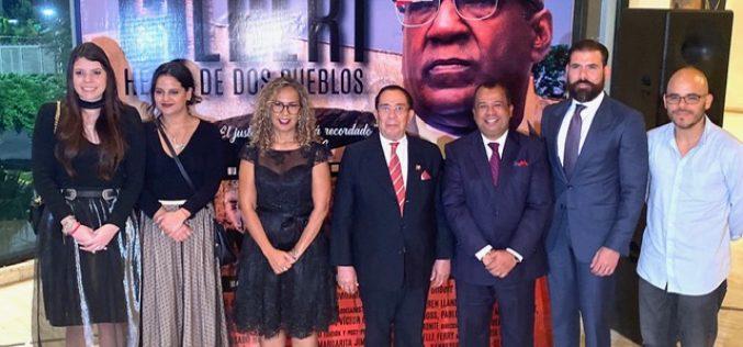 """Euri Cabral y Zinayda Rodríguez piden al Congreso y Gobierno nicaragüenses declarar a Gilbert """"Héroe Internacionalista""""; realizan premier «Gilbert, héroe de dos pueblos» en Nicaragua"""