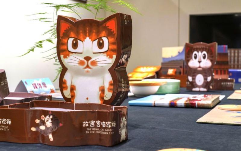 En China publicarán serie de libros sobre «gatos imperiales»