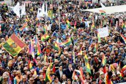 En Bolivia, el presidente Evo Morales anuncia convocatoria a nuevas elecciones