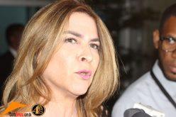 Carolina Mejía, secretaria general del PRM, en lo personal en desacuerdo con pacto de su partido con otras organizaciones, aunque lo respeta