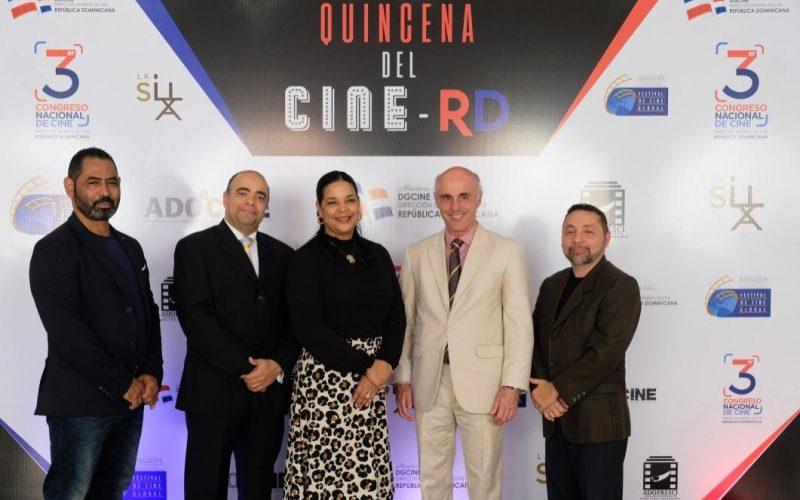 Por ahí viene la Primera Quincena del Cine-RD