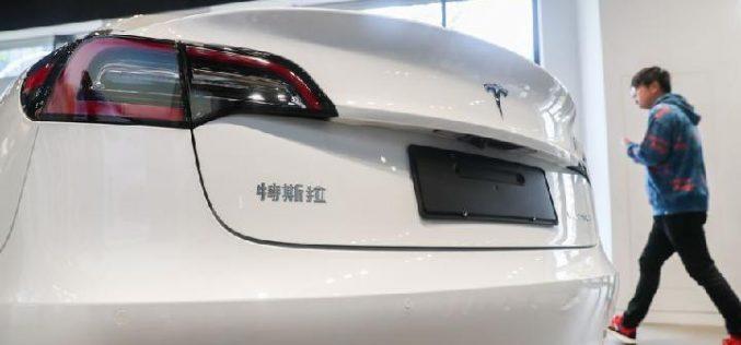 En Shangai fueron entregados primeros vehículos Tesla fabricados en China