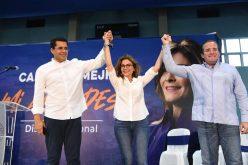 Carolina Mejía: «Acepto el reto de ser la próxima alcaldesa de la capital, acepto el reto de ser la primera mujer en dirigir nuestra ciudad»