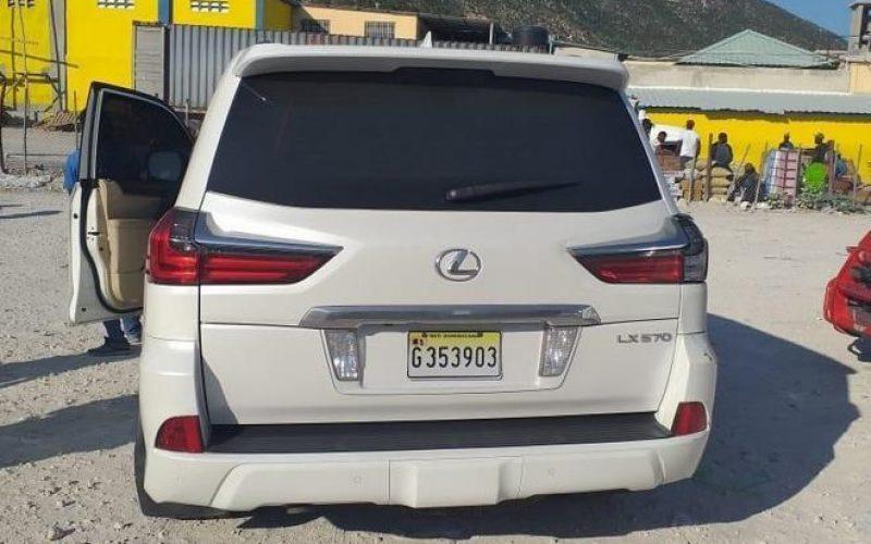 Cónsul haitiana en Santiago, RD, fue detenida por andar en vehículo buscado por la DEA