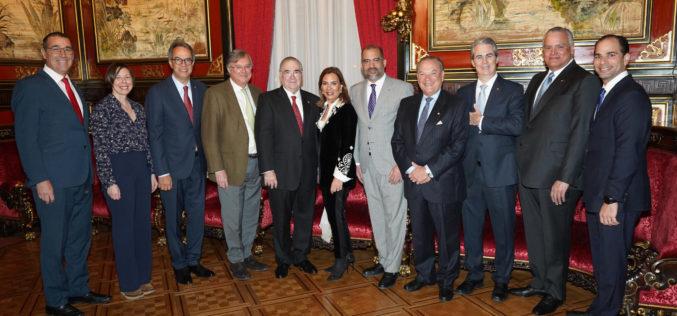 «Taínos, arte y sociedad», libro presentado por la embajada dominicana y el Banco Popular en Madrid