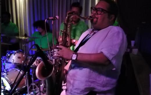«Sandy Gabriel and friends» al Teatro Nacional con todo el jazz que saben dar