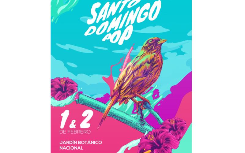 Anuncian Santo Domingo Pop 2020 para inicio de febrero