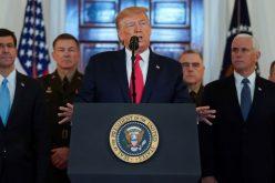 No hubo bajas estadounidenses en ataque Iraní en Irak, según Donald Trump, presidente EEUU