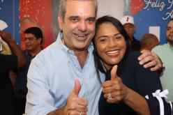 Diulka Pérez con Luis Abinader, ¡activa detrás de su curul en la Cámara de Diputados!