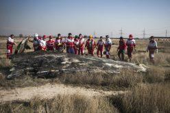 Autoridades iraníes confirman muerte de todos los pasajeros y tripulación del avión ucraniano Boeing 737 que se estrelló cerca del aeropuerto de Teherán
