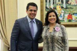 ¿Otra fórmula inventada por el sector oficial…?: David Collado, candidato presidencial; Margarita Cedeño, vice