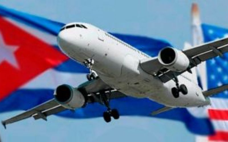 Pompeo informa que Estados Unidos suspendió vuelos chartes de su territorio a 9 aeropuertos de Cuba