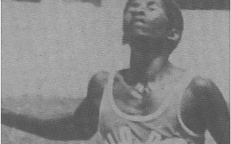 Muere ex velocista Francisco Javier Amarante
