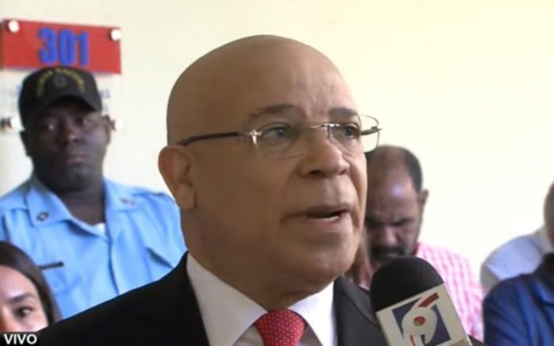 El PRM reclama «justicia sin ataduras» en demanda contra Marino Zapete interpuesta por hermana del Procurador