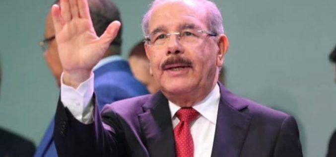 Presidente dominicano Danilo Medina envía mensaje de solidariad a Puerto Rico