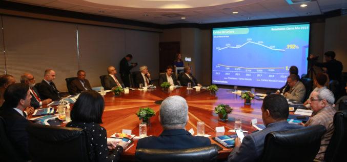 Banco Popular Dominicano creció 12.8 %; Christopher Paniagua, su presidente ejecutivo, dice lograron un excelente desempeño el pasado 2019