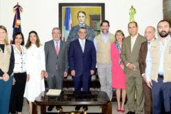 Jueces TSE se reunieron con Misión de Observación Electoral de la OEA