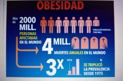 Según publicación del Banco Mundial, la obesidad está entre principales causas de muerte en el planeta