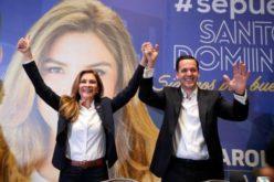 Hugo Beras formaliza su respaldo a Carolina Mejía como candidata a alcaldía DN del PRM