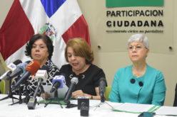 Participación Ciudadana y su comunicado en medio de la grave crisis política que se registra en RD