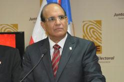 (Video) Presidente Junta Central Electoral anuncia suspensión elecciones municipales por problemas con sistema de voto automatizado