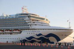 De más de 150 casos confirmados en Japón del coronavirus, 130 están en un crucero en cuarentena en Yokohama