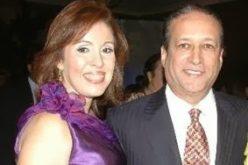 Reinaldo Pared, evidentemente, entiende que el comentario de su esposa, Ingrid, «no tiene precio»