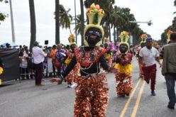 Así fue el Desfile Nacional del Carnaval 2020