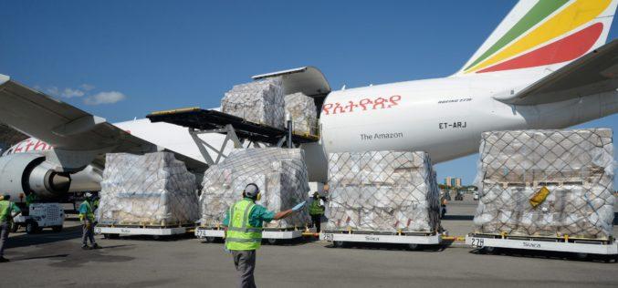 China envía a Venezuela asistencia técnica y cargamento de insumos para combatir el coronavirus