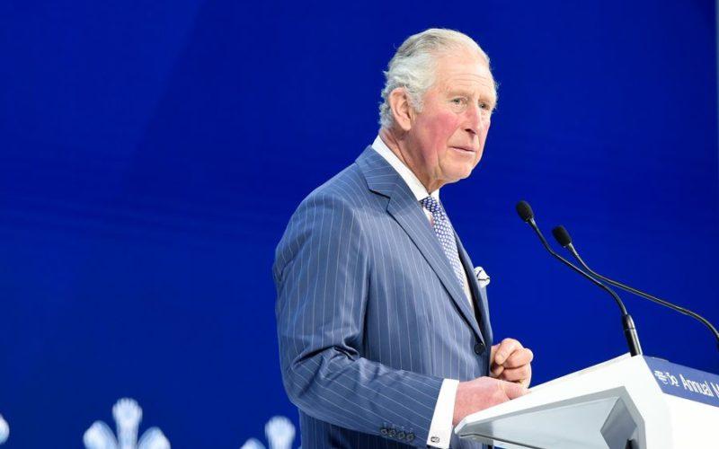 Dio positivo al coronavirus el príncipe Carlos de Inglaterra
