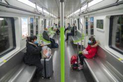 Wuhan, la ciudad de China que fue el centro del coronavirus, reanudó su servicio del metro, más de dos meses después de haber sido suspendido