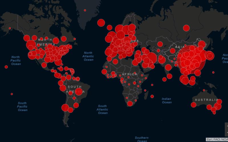 La pandemia que paralizó el mundo y unió a sus habitantes