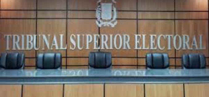 Sigue el Tribunal Superior Electoral recibiendo casos contenciosos electorales