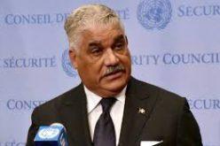 Ministro Relaciones Exteriores RD, Miguel Vargas Malonado, da positivo al coronavirus