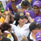 Jennifer Marchena con el encanto de la belleza y la juventud de la mujer dominicana en la campaña de Gonzalo Castillo