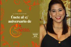 Fiestas y Personalinades alcanza los 15 años de presencia en la televisión dominicana… ¡Felicidades…!
