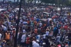 (Video) El reperpero que armó El Peregrino en Puerto Plata