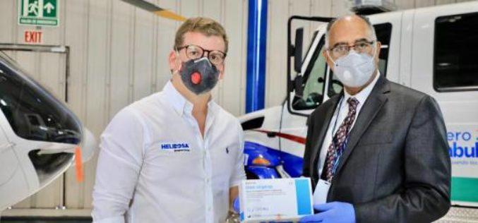 (Video) El Pachá sostiene que Alex Castillo sigue pasos de su papá, Gonzalo, al entregar  otras 34 mil pruebas de coronavirus, demostrando que «de tal palo, tal astilla»