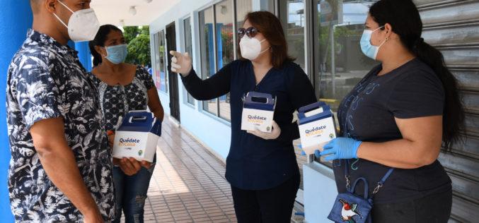 #emelynconlagente en auxilio de comunidades a propósito del impacto del Covid-19