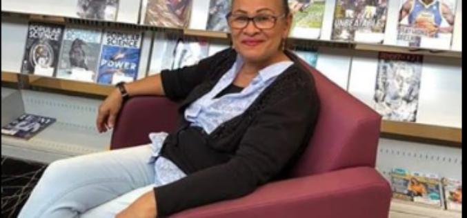 Elena Burgos, una madre puertoplateña homenajeada en su día por su hijo Yaqui