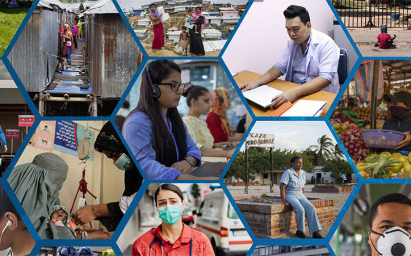 Crisis por COVID-19 podría llevar a 60 millones de personas a pobreza extrema, según el Banco Mundial, entidad que ya ha ido en apoyo de 100 países