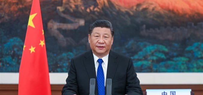 Presidente de China, Xi Jinping, anuncia medidas para impulsar lucha contra Covid-19; dice convertiría vacuna de su país contra virus en bien público global