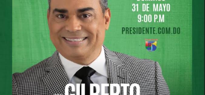 Cerveza Presidente tiene un concierto con Gilberto Santa Rosa para celebrar el Día de las Madres por el canal 5 de Telemicro y www.Presidente.com.do