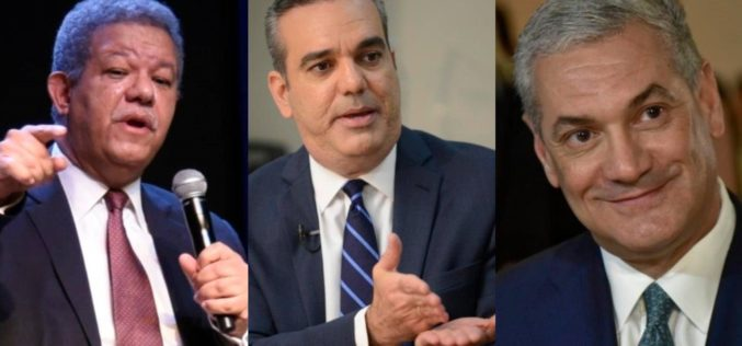 Gran expectativa en mundo político RD por debate de candidatos presidenciales que organiza ANJE… ¿Participará Gonzalo Castillo…?