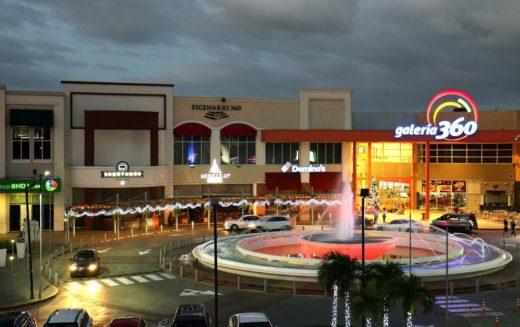 Centro comercial Galería 360 anuncia reapertura cumpliedo protocolos de protección del coronavirus