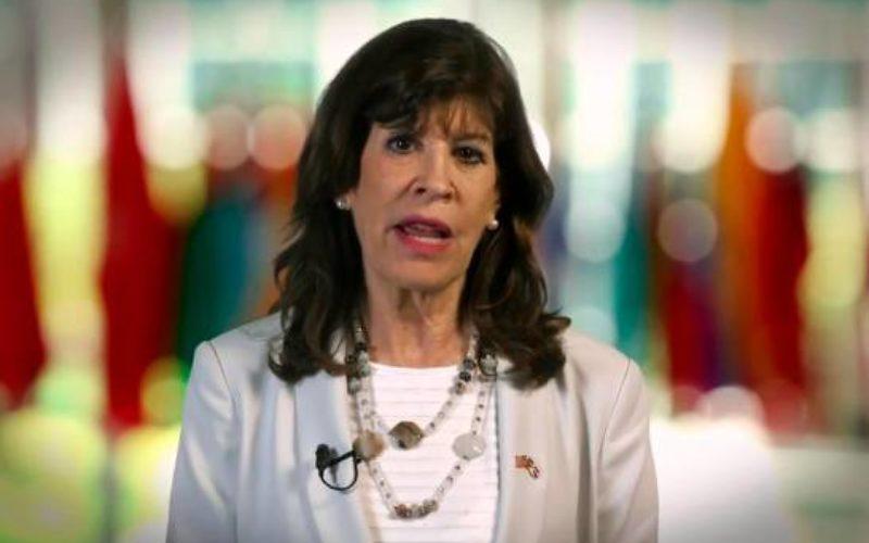 Embajadora de Estados Unidos en RD expresa pesar por muerte de George Floyd en Minneapolis y dice hay que enfrentar el racismo en su país y en todo el mundo