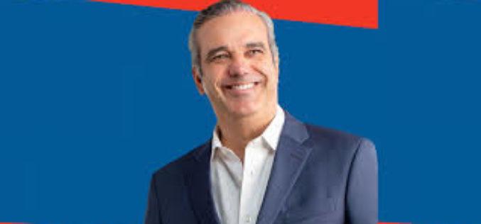 Participación Nacional anuncia su respaldo al candidato presidencial Luis Abinader