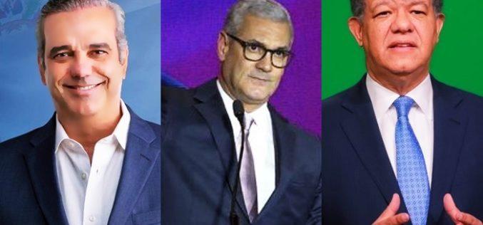 Abinader 56 %, Gonzalo 29 % y Leonel 12 %, si las elecciones fueran hoy, según Greenberg-Diario Libre